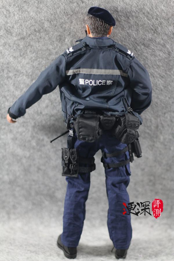 SS(SoldierStory)2017北京会场限定版本 ASU 香港机场特警 (1:6)开箱 简评 二战和现代军事 第24张